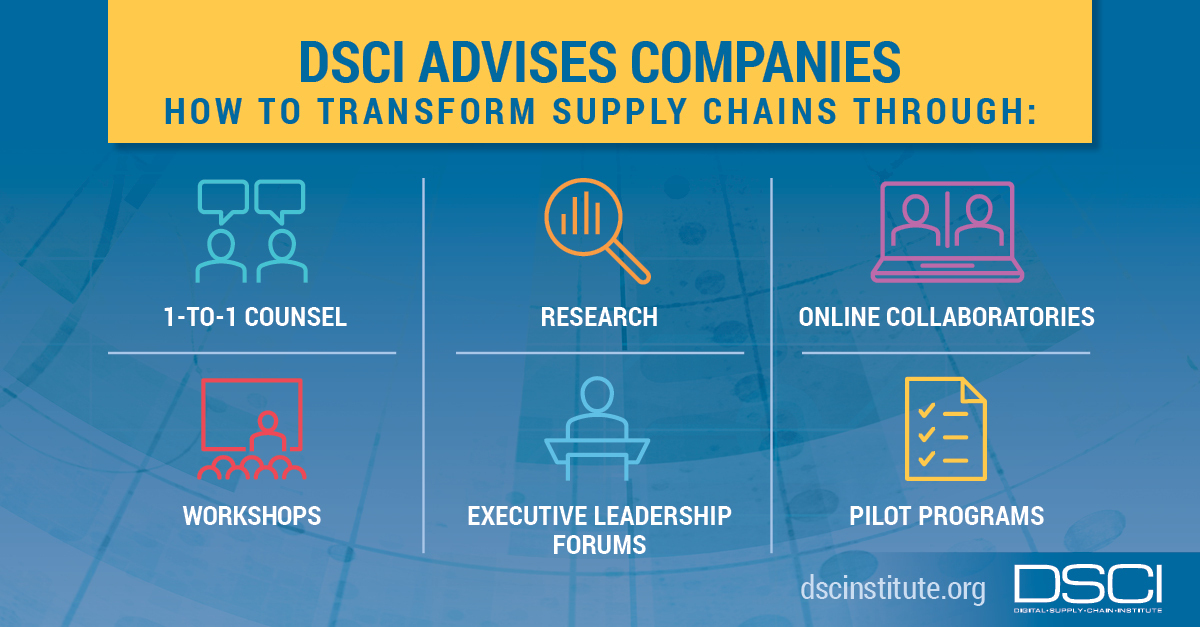 DSCI Advises Members On Future Of Digital Supply Chain And Help Accelerate Transformation