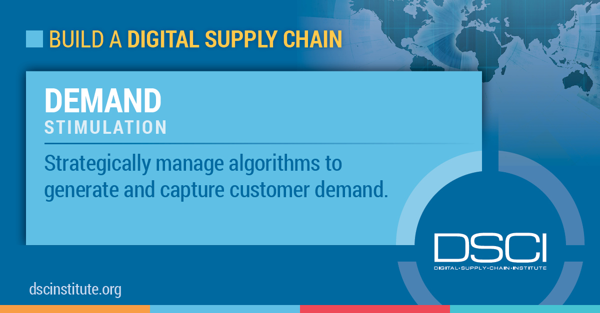 Algorithm Council: Manage algorithms to generate and capture customer demand