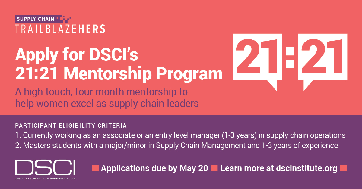TrailblazeHERs 21:21 Mentorship Program Application Are Open Now!